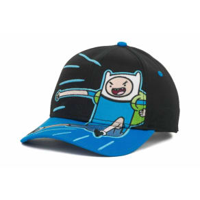 Adventure Time Adventure Time Adventure Time Hi Ya Youth Cap