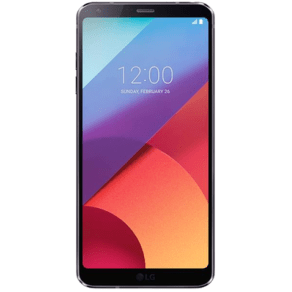 Lg G6 (32gb Black) at Ps339.00 on No Contract.