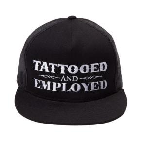 Tattooed & Employed Snapback Hat
