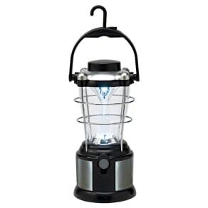 Century Rugged Led Lantern - 12 Leds, Black