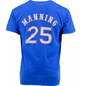 Kansas Jayhawks Danny Manning Retro Brand Ncaa Retro Legend Basketball Player T-Shirt