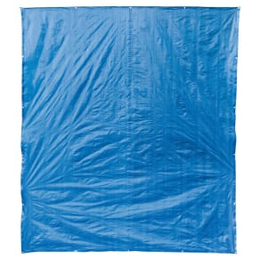 """Outdoor Products Tarp - Blue (12"""" X 14"""")"""