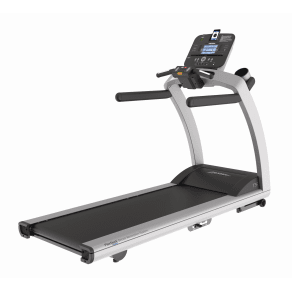 Life Fitness T5 Treadmill - Base Only, Gray