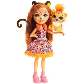 Enchantimals - Cherish Cheetah(tm) Doll Playset