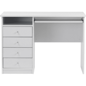 Alphason Marymount Aw22813-Wh Desk - White, White