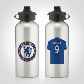 Personalised Chelsea Water Bottle
