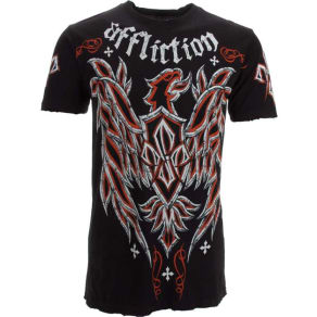 Georges St-Pierre Affliction Affliction Micro T-Shirt