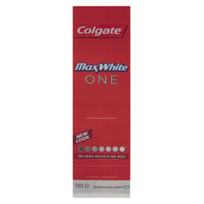 Colgate Max White One Fresh Toothpaste 75ml