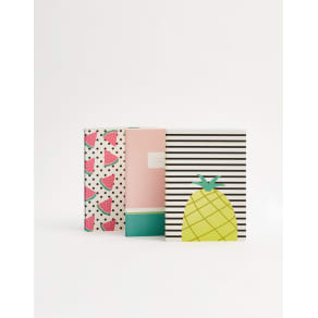 3-Pack of Mini Notebooks