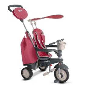 Smartrike Voyage 4-In-1 Trike - Gray/Red