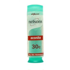 Nelsons Aconitepillules - 84 X 30c