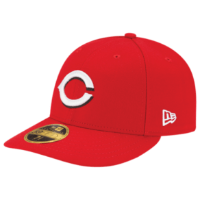 Cincinnati Reds New Era Mlb 59fifty Authentic Lp Cap - Mens - Red
