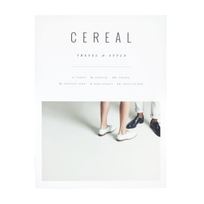 Reiss Cereal Magazine - Cereal Magazine 11 in White, Mens
