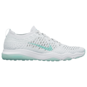 Womens Nike Air Zoom Fearless Flyknit - White/Aurora Green/Pure Platinum