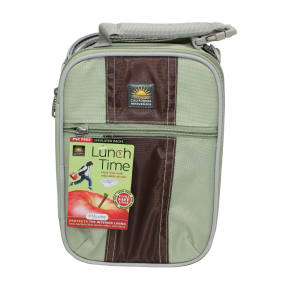 California Innovations Hardbody Upright Lunch Box - Green