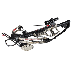 Velocity Archery Justice Crossbow Premium Package, Multi