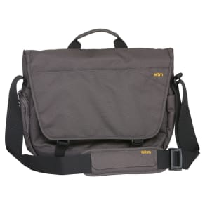 Stm Radial Medium Shoulder Bag - Dark Silver ( Stm-112-117P-56)