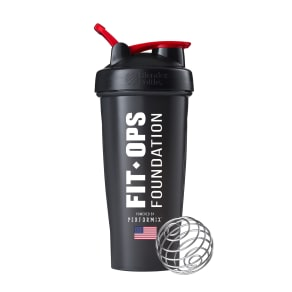 Blenderbottle(r) Classic(tm) - Fit Ops Foundation - 28 Oz(s) - Mixers Shakers and Bottles