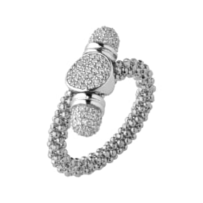 Links of London Star Dust Silver Round Toggle Ring