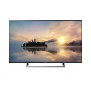 Sony Kd49x720e 49 Inch 4k Hdr Ultra Hd Smart Led Tv - 48.5 Inch Diagonal
