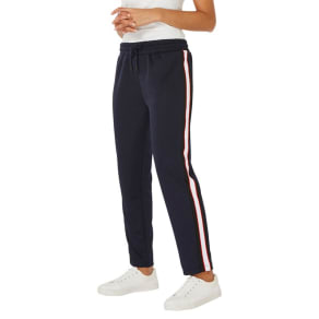 Dorothy Perkins - Navy Blue Tapered Joggers