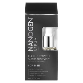 Nanogen Hair Growth Factor Treatment Serum for Men - 30ml
