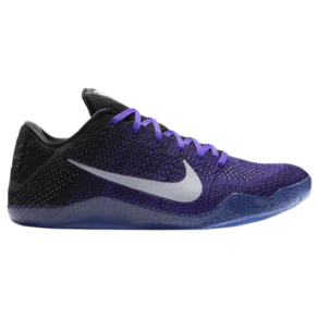Kobe Bryant Nike Kobe Xi Elite Low - Mens - Vivid Purple/University Gold/Black/Cool Grey