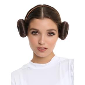Star Wars Princess Leia Bun Headband
