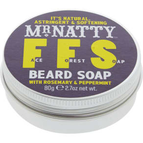Mr Natty Face Forest Soap