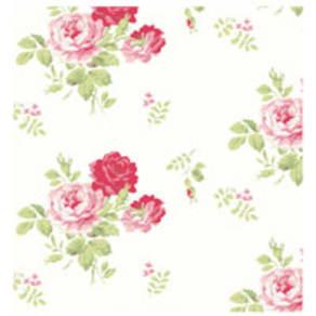 Antique Rose Bouquet Wallpaper