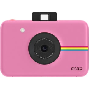 Polaroid Blush Pink Snap With 20 Sheets