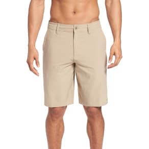 Men's O'Neill Loaded Heather Hybrid Shorts, Size 29 - Beige