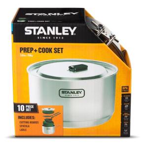 Stanley Adv. Prep & Cook Set, Green