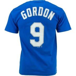 Los Angeles Dodgers Dee Gordon Majestic Mlb Men's Player T-Shirt