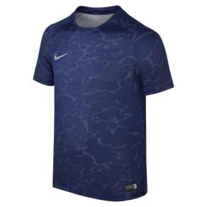 Nike Flash Cr7 Older Kids'(boys') Football Shirt - Blue