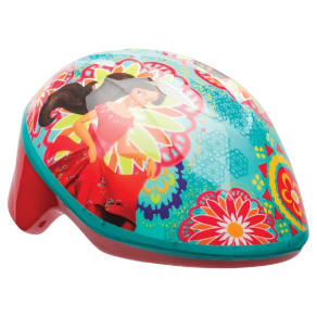 Elena of Avalor Toddler Helmet - Teal (Blue)/Red