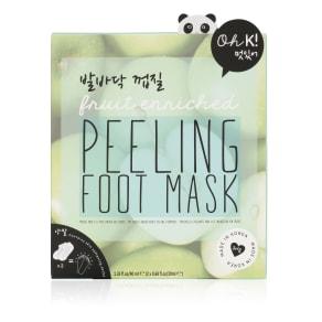 Npw Oh K! Peeling Foot Mask
