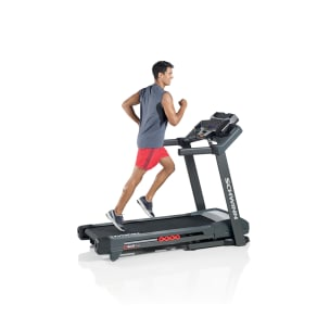 Schwinn 830 Treadmill With 2.75 Chp Motor, Multi-Lcd Display and Cushioning System, Black