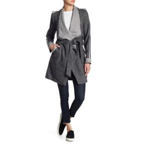 Dalinda Mid Length Jacket
