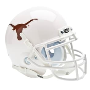 Schutts Sports University of Texas Longhorns Ncaa Mini Helmet