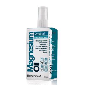 Betteryou Magnesium Oil Original Spray 100ml - 100ml