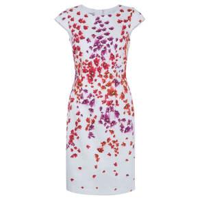 Falling Flowers Dress