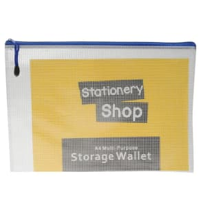 Unknown Purpose Storage Wallet A4