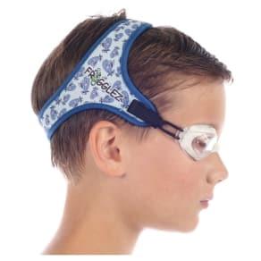 Frogglez Submarine Pattern Goggles - Blue