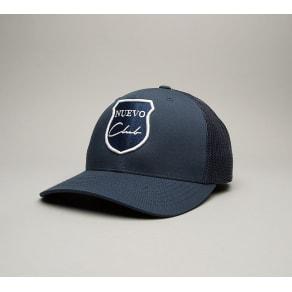 Shield Mesh Trucker Cap