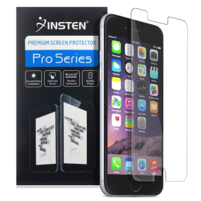 Insten 2273022 Clear Lcd Screen Protector Film Cover for Apple Iphone 7