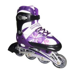 Mongoose Girls Inline Skate - Size 1 - 4