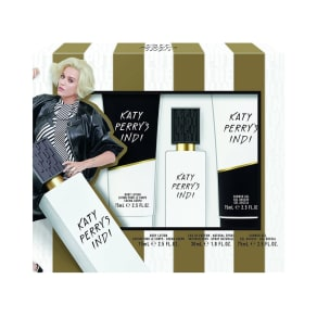 Katy Perry's Indi Eau De Parfum 30ml, Body Lotion 75ml & Shower Gel 75
