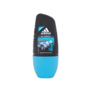 Adidas Ice Dive Fragranced Deodorant alc.free 50ml Roll-On