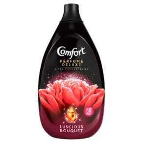Comfort Perfume Deluxe Luscious Bouquet Fabric Conditioner, 58 Wash